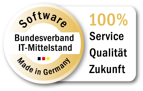 Software-Made-in-Germany Gütesiegel